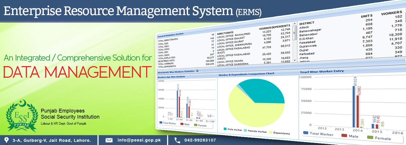 Enterprises Resource Management System